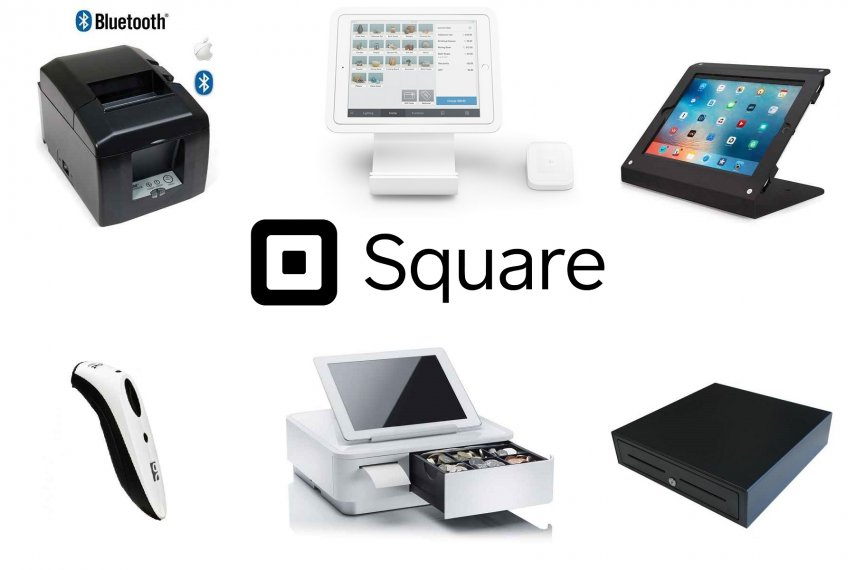 Square Supported Hardware
