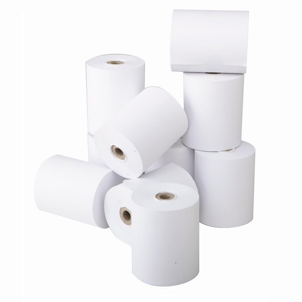 View 57x30 Thermal Paper Rolls Rolls - 48 Rolls