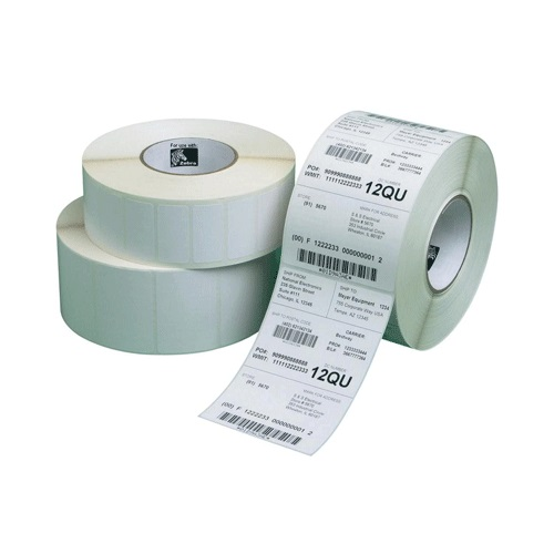 View 70x25 Direct Thermal Labels 2000/Roll - 5 Rolls