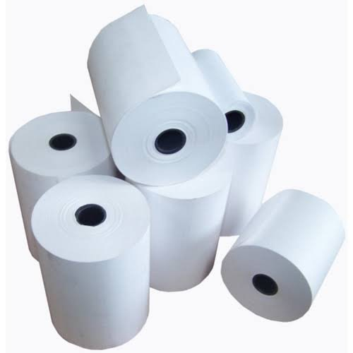 View 79x40 Thermal Paper Rolls - 20 Rolls