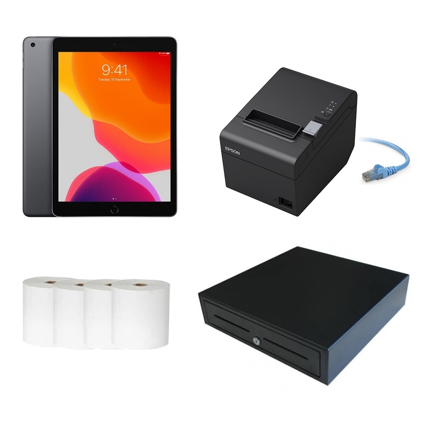 View Apple iPad POS Hardware Bundle 3