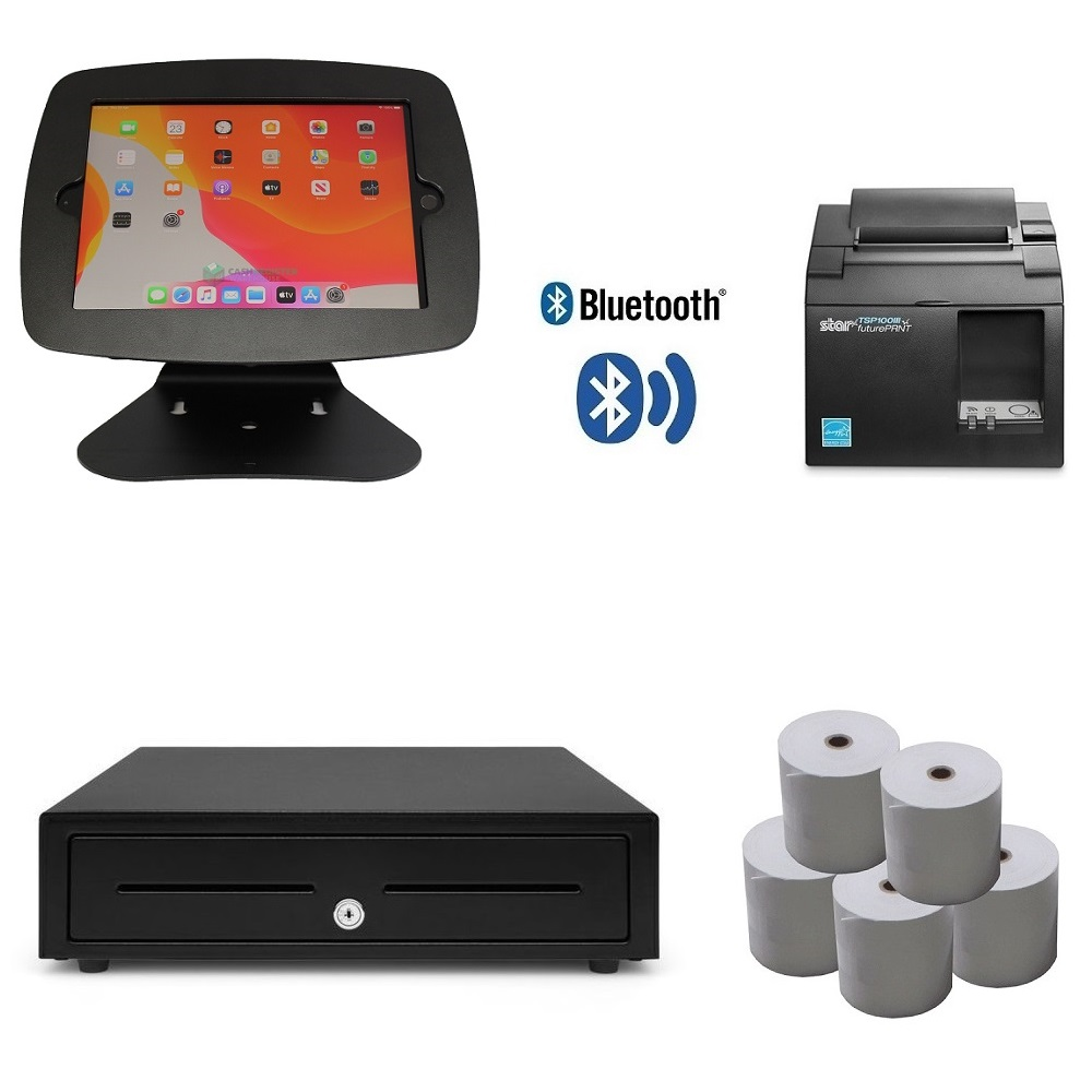 View Apple iPad POS Hardware Bundle 6