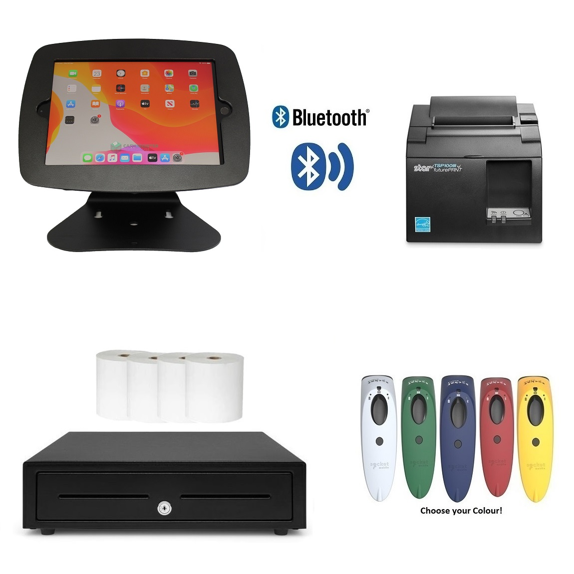Apple iPad POS Hardware Bundle 7