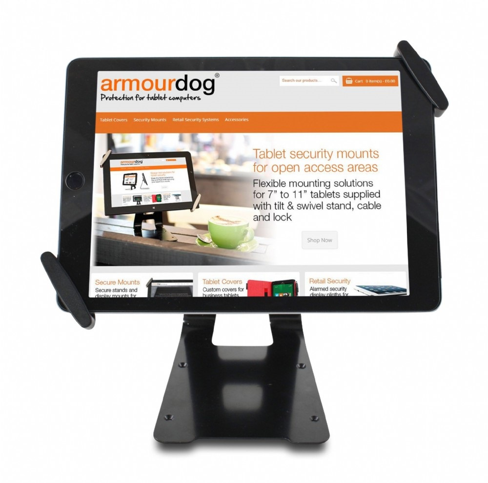 "Armourdog AR-T031 Universal Tablet Stand - From 10 to 13"" Tablets"