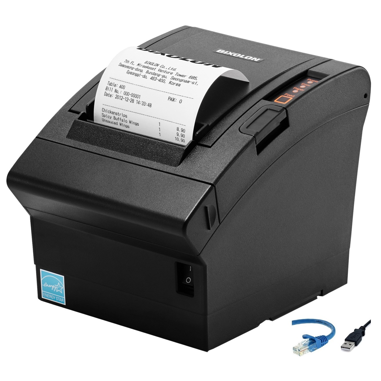 View Bixolon SRP380 Thermal Receipt Printer Usb/eth