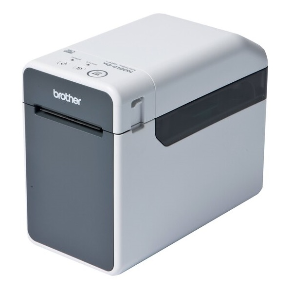 View Brother TD-2120N Label Printer with USB, Serial, Wireless & Mobile option