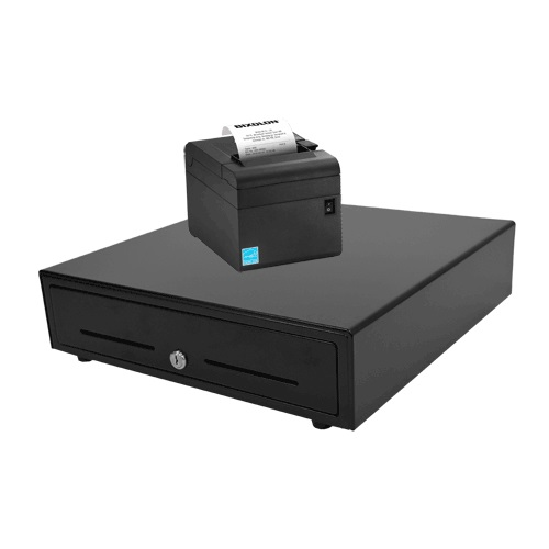 Bixolon SRP-E300 Thermal Printer + Cash Drawer Bundle