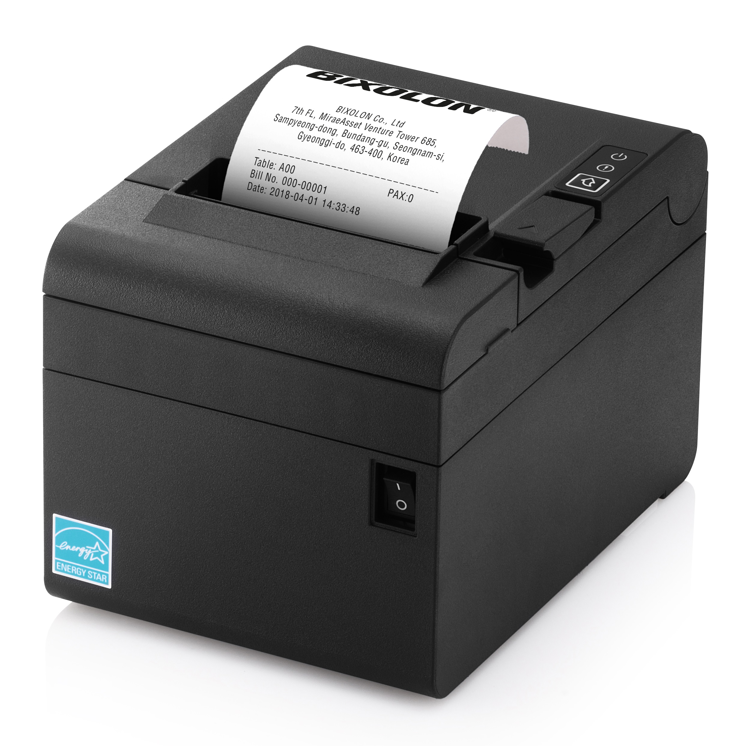 Bixolon SRP-E300 Thermal Receipt Printer USB+Serial+Ethernet