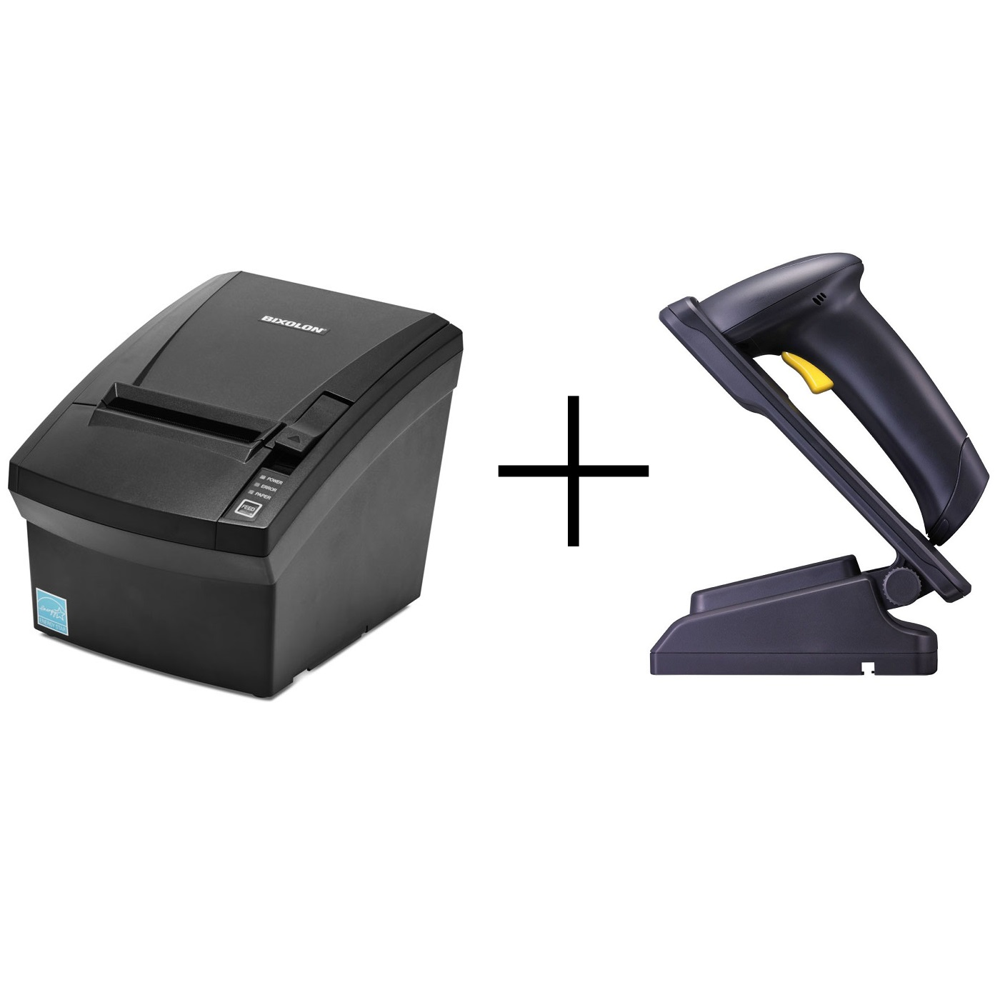 Bixolon SRP330II + Cipherlab 1500 Scanner Bundle