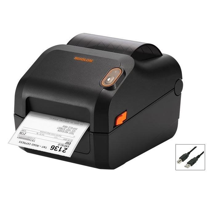 "View Bixolon XD3-40d 4"" Direct Thermal Label Printer with USB Interface"