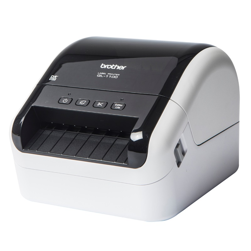 Brother QL-1100 Label Printer with USB Interface