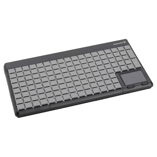 View Cherry Spos 63401 Matrix Keyboard Touchpad Usb