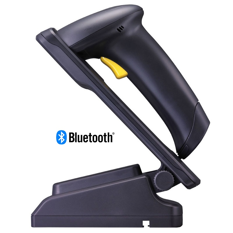 View Cipherlab 1560P Bluetooth Barcode Scanner
