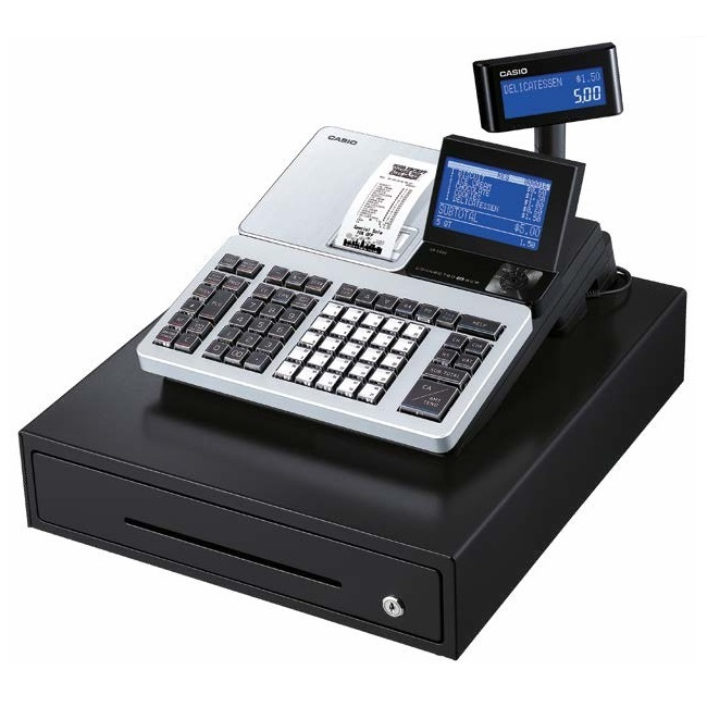 View Casio SRS500 Cash Register