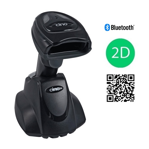 View Cino FBA780 2D Bluetooth Barcode Scanner