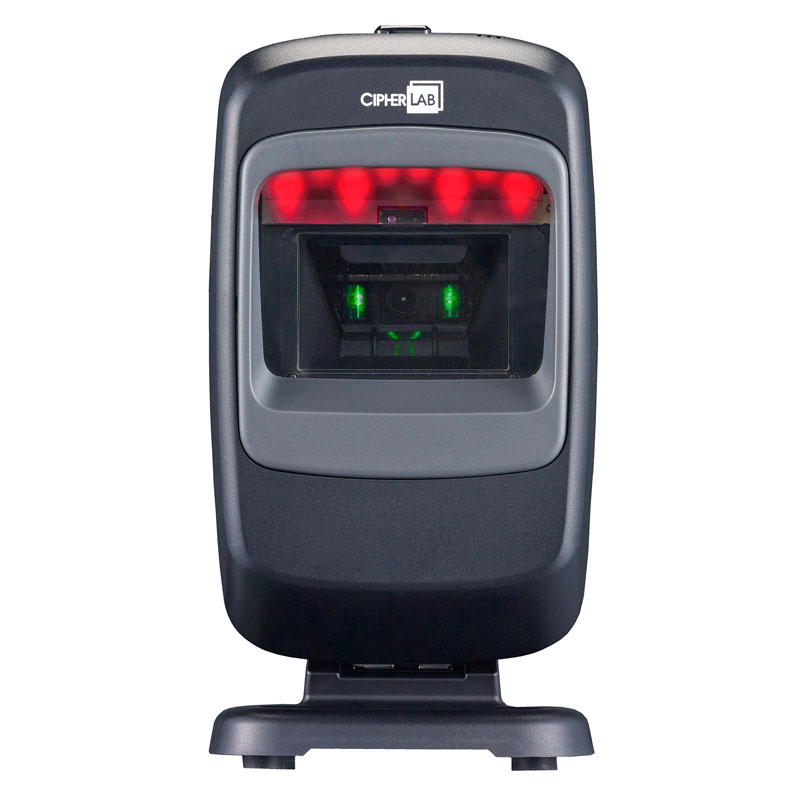 View Cipher 2200 2D Barcode Scanner USB Interface