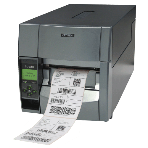 Citizen Cl-s700 Label Printer