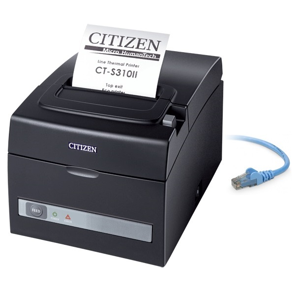 View Citizen CTS-310II Ethernet Thermal Receipt Printer