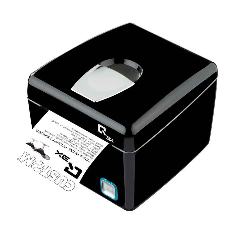 Custom Q3X Receipt Printer