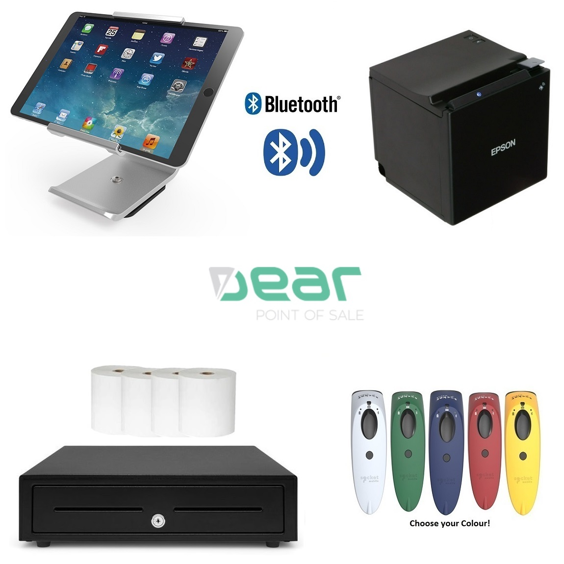 DEAR POS iPad POS Bundle #1