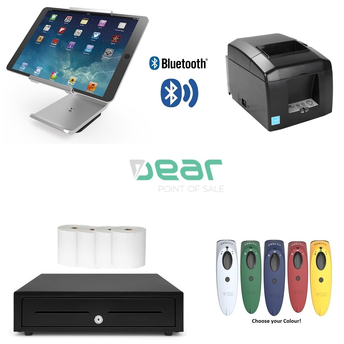 DEAR POS iPad POS Bundle #2