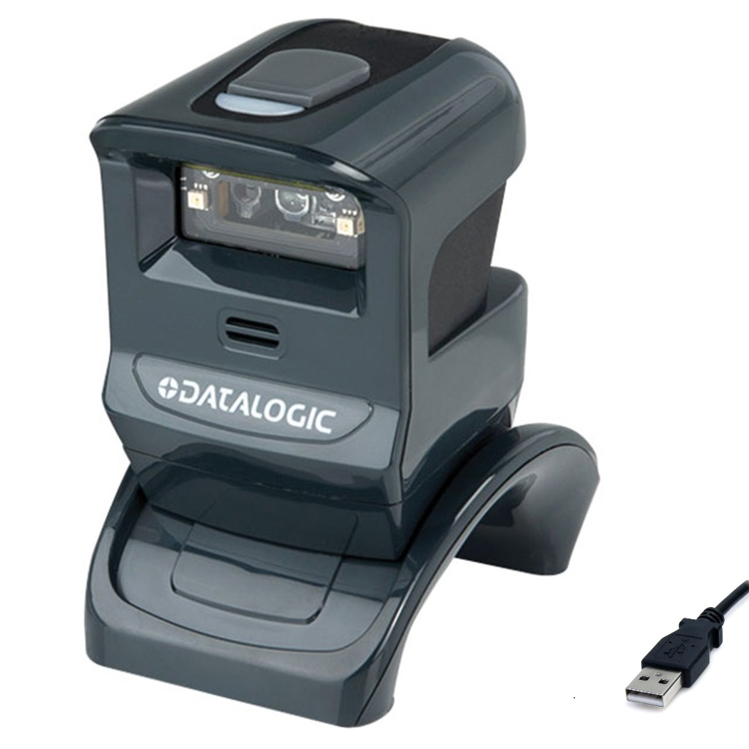 View Datalogic Gryphon GPS4400 2D Imager USB Black
