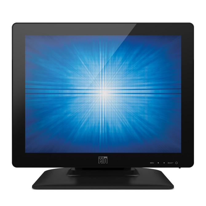 View ELO 1523L Anti-glare Touch Screen Monitor