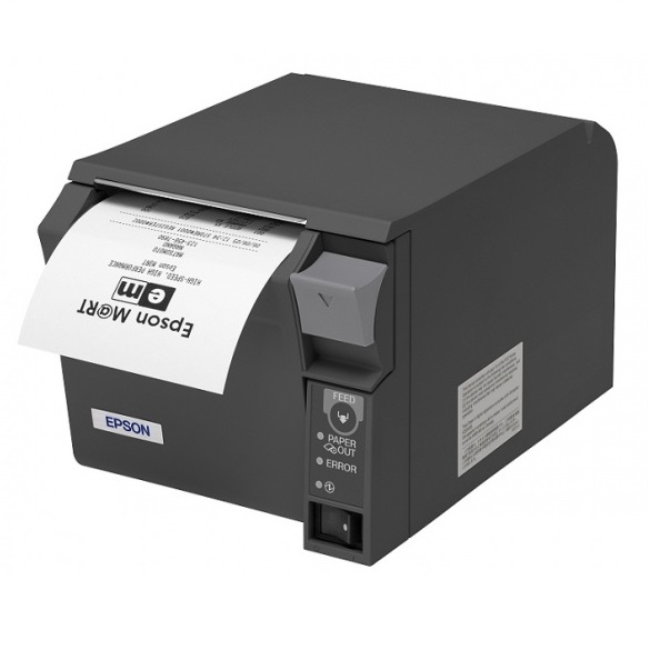 Epson Tm-t70ii Thermal Receipt Printer Usb