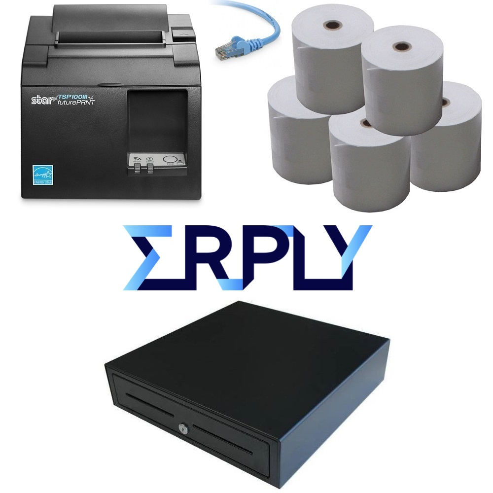 View Erply POS Hardware Bundle #1