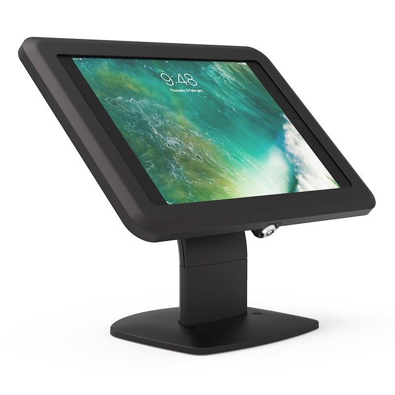 View Elite Evo Free Standing iPad & Tablet Stand Black