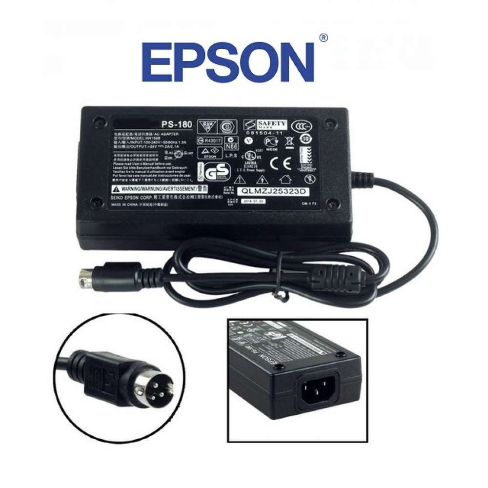 Epson Ps180 24v Power Supply Unit