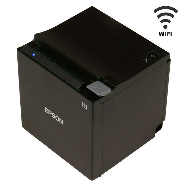 View Epson TM-M30II Wireless Receipt Printer