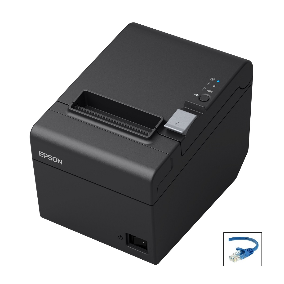 View Epson TM-T82III Ethernet Thermal Receipt Printer