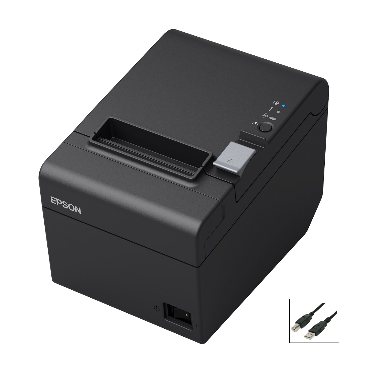 View Epson TM-T82III USB & Serial Thermal Receipt Printer