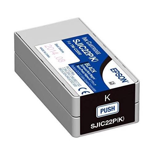 View Epson TMC3500 Black Ink Cartridge