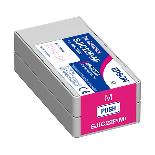 View Epson TMC3500 Magenta Ink Cartridge