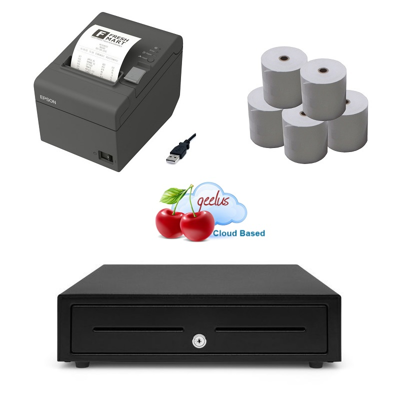 Geelus Pc Pos Hardware Bundle #2