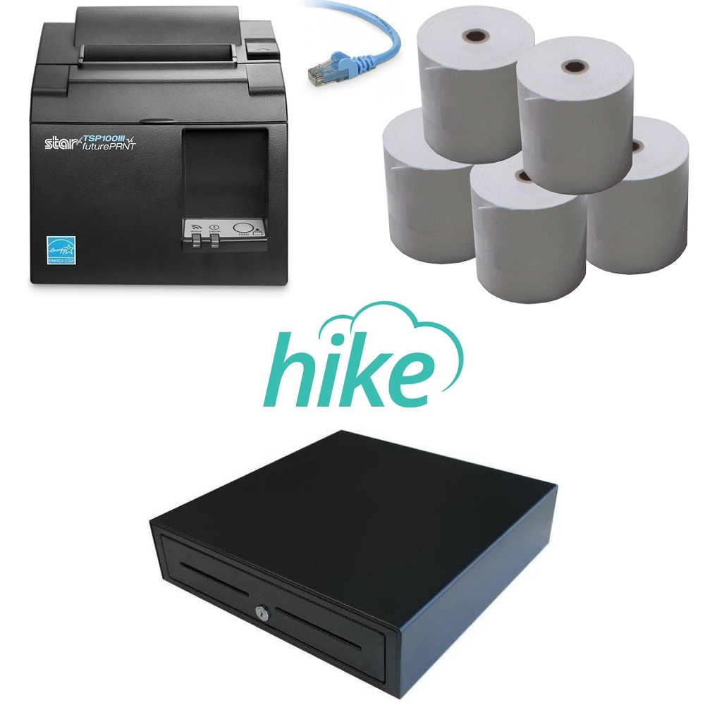 View Hike POS Hardware Bundle #1