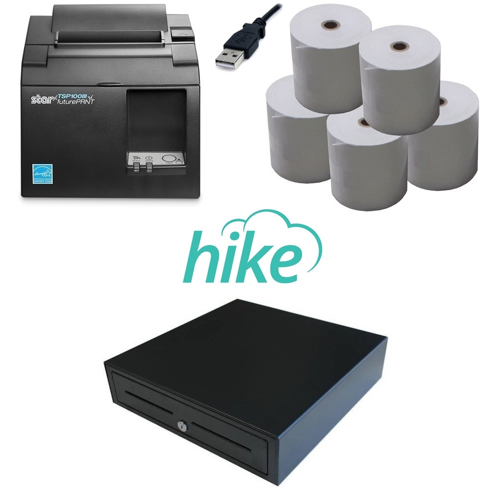 View Hike Pos Hardware Bundle #2