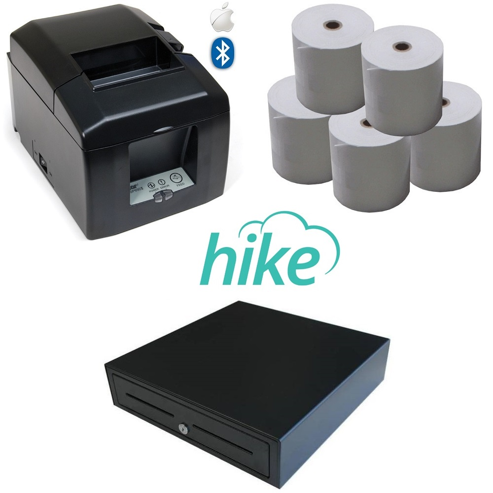 View Hike POS Hardware Bundle #3