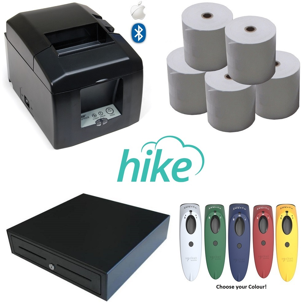 View Hike POS Hardware Bundle #5