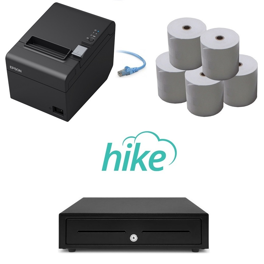 View Hike POS Hardware Bundle #6
