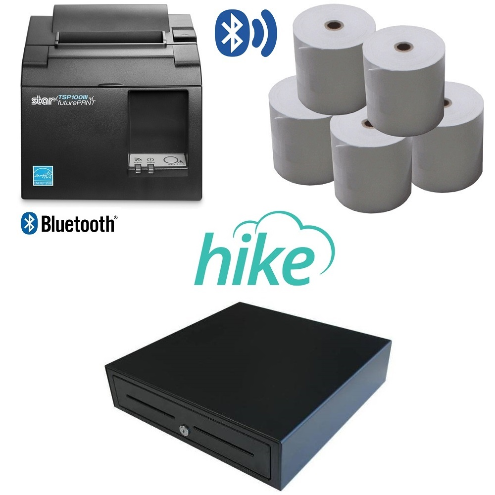 View Hike POS Hardware Bundle #7