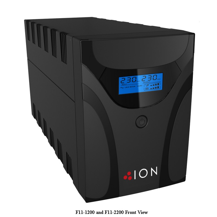 View ION F11 1200VA Line Interactive UPS