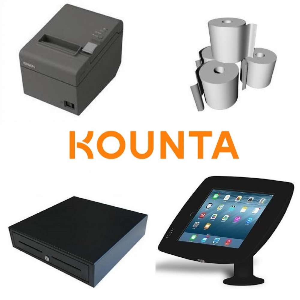 View Kounta Pos Hardware Bundle #6