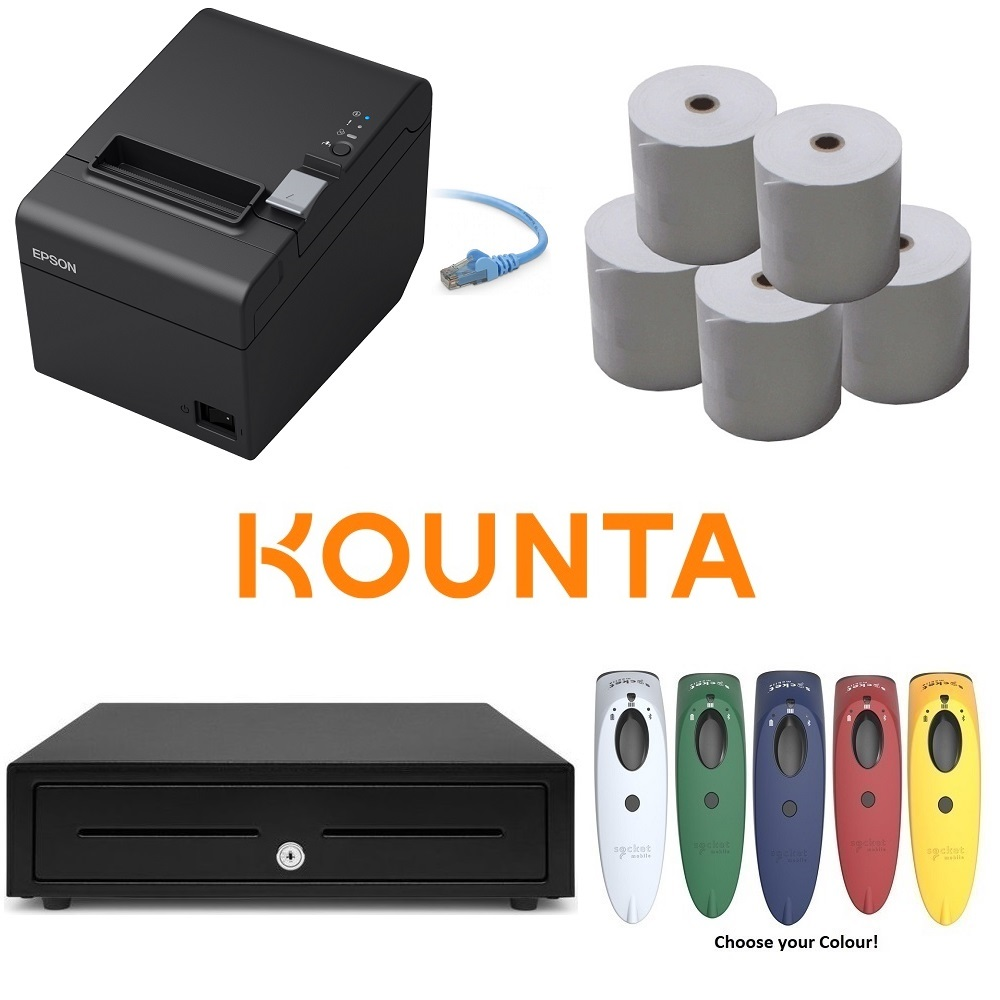 View Kounta POS Hardware Bundle #7