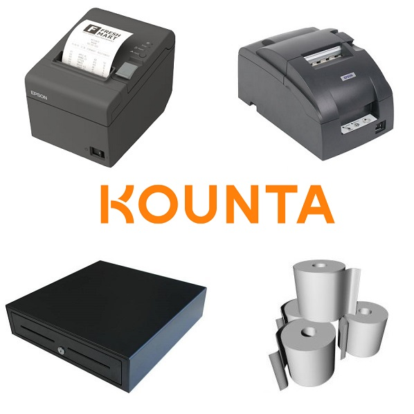 View Kounta Hospitality Pos Hardware Bundle #1