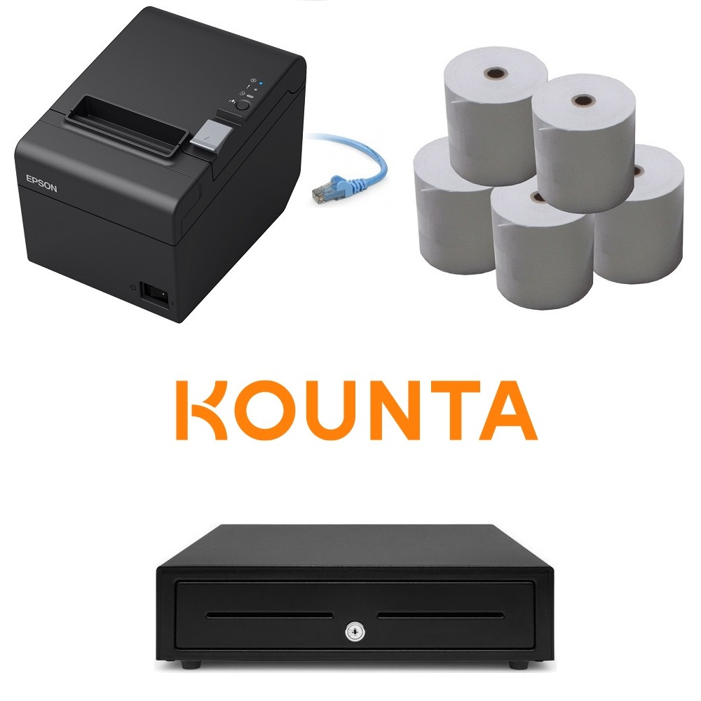 View Kounta Hospitality POS Hardware Bundle #2