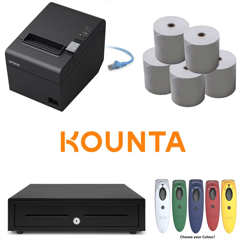 View Kounta iPad Hardware Bundle #2