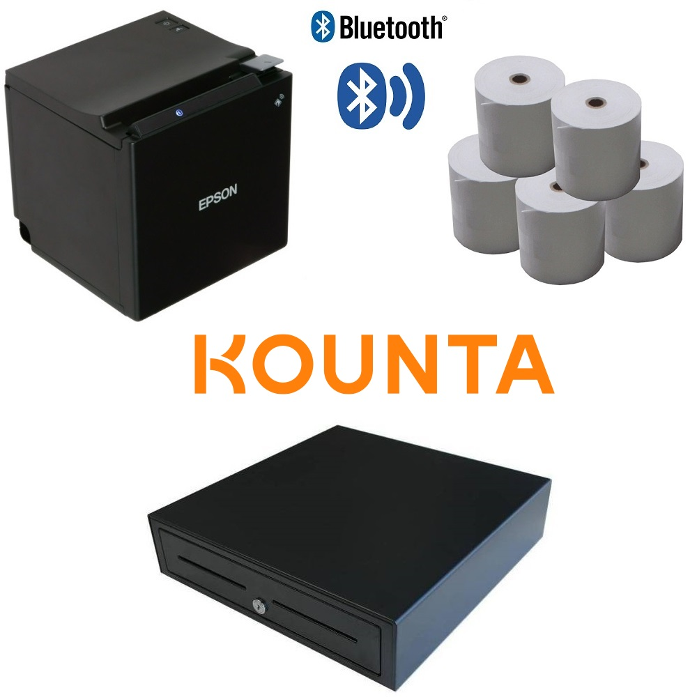 View Kounta iPad Hardware Bundle #5